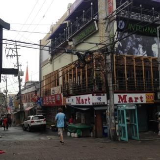 itawon alley