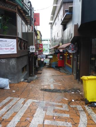 Nicer alley