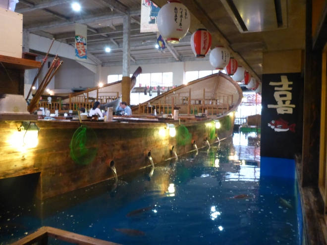 Zauo boats