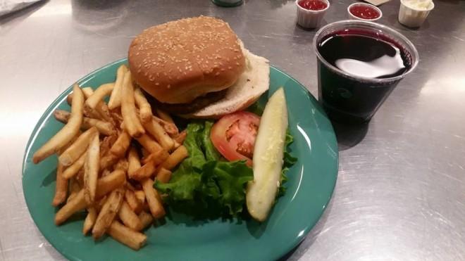 Academy Burger