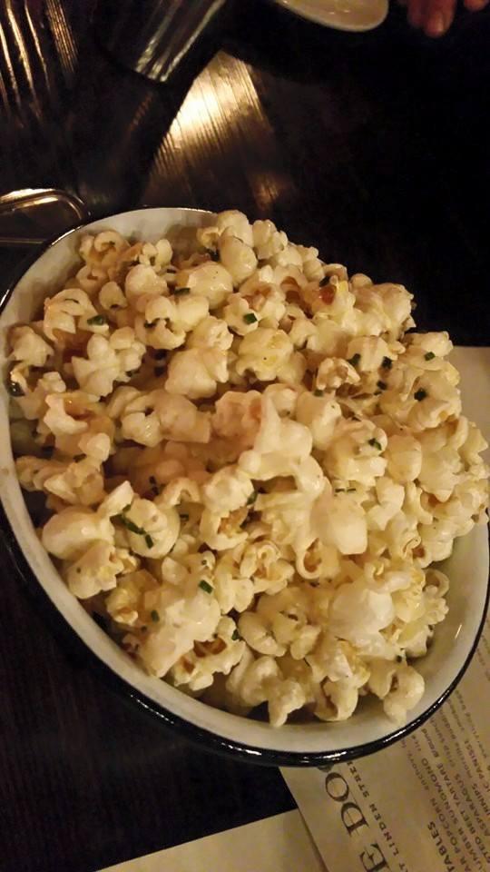 caesar popcorn