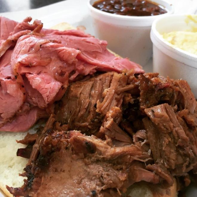 meat heaps