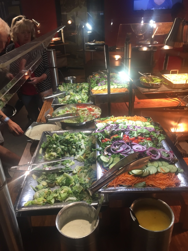salad bar umb