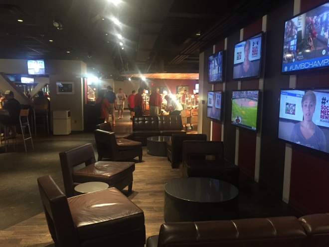 UMB Lounge