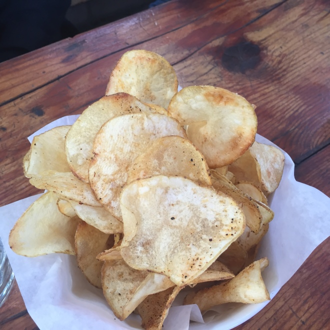 Tiger Chips