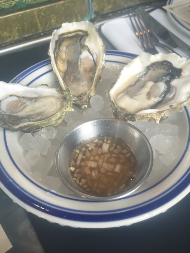 Ironside oysters