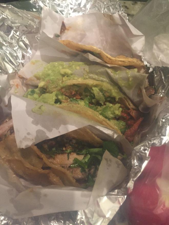 TJ street tacos