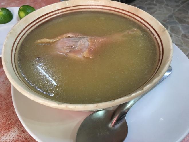 C Fonda Soup