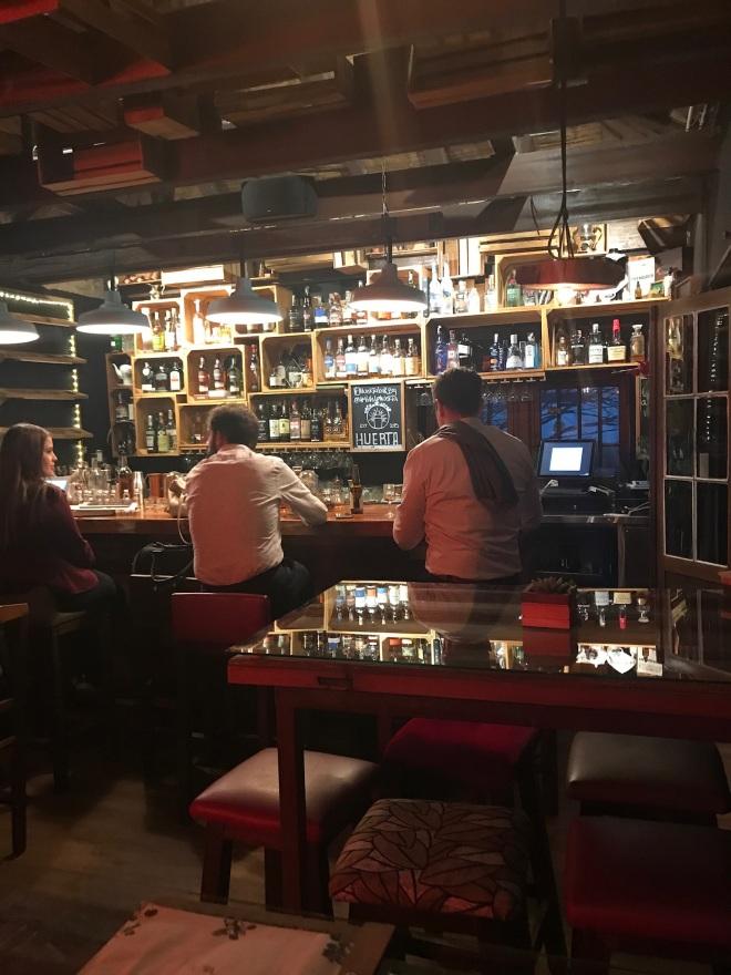 C Huerta Bar