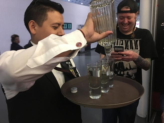 C tequila