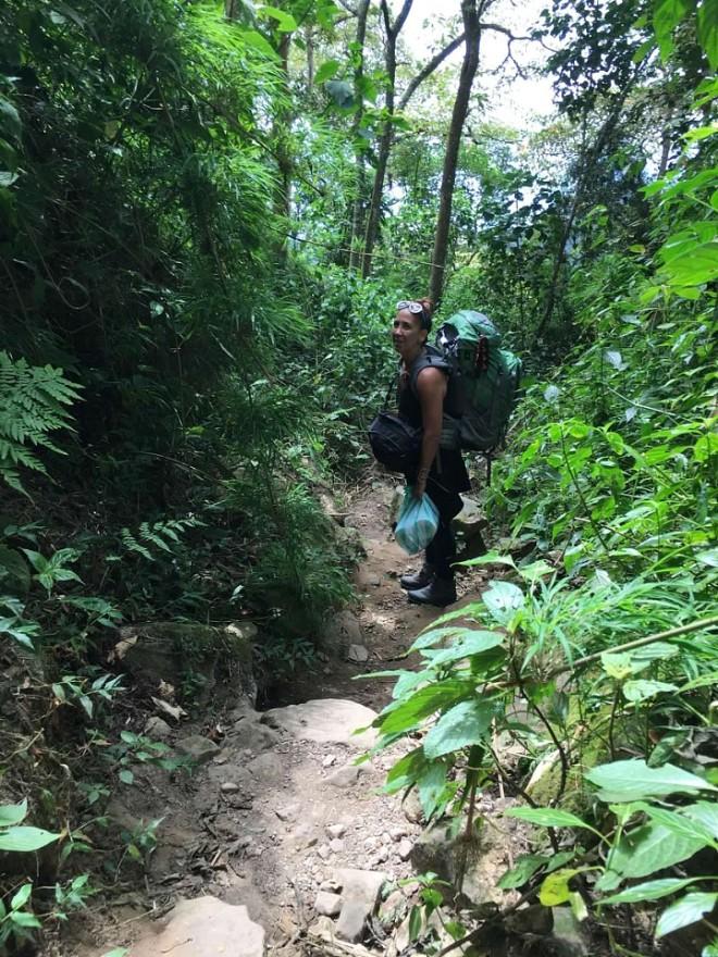 16 hike