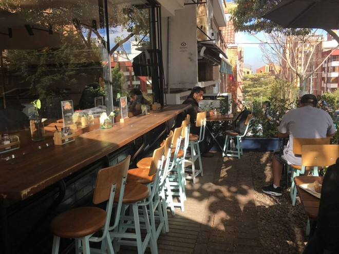 3 patio